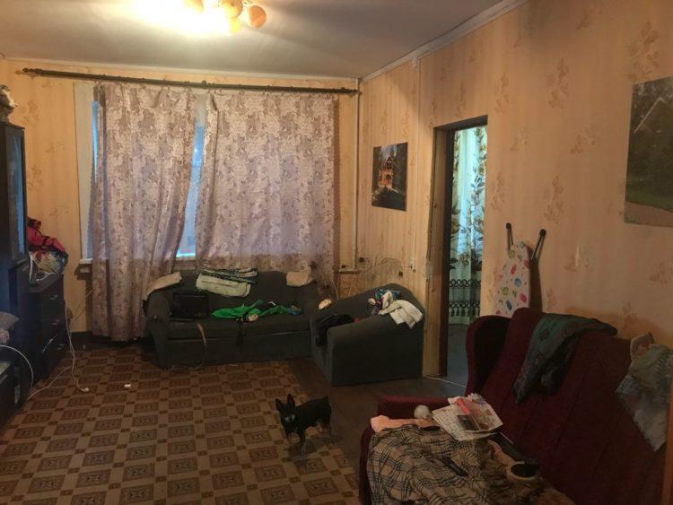 М.О Истринский район. Микрорайон Истра-1. 2-х ком.кв 47.7кв.м