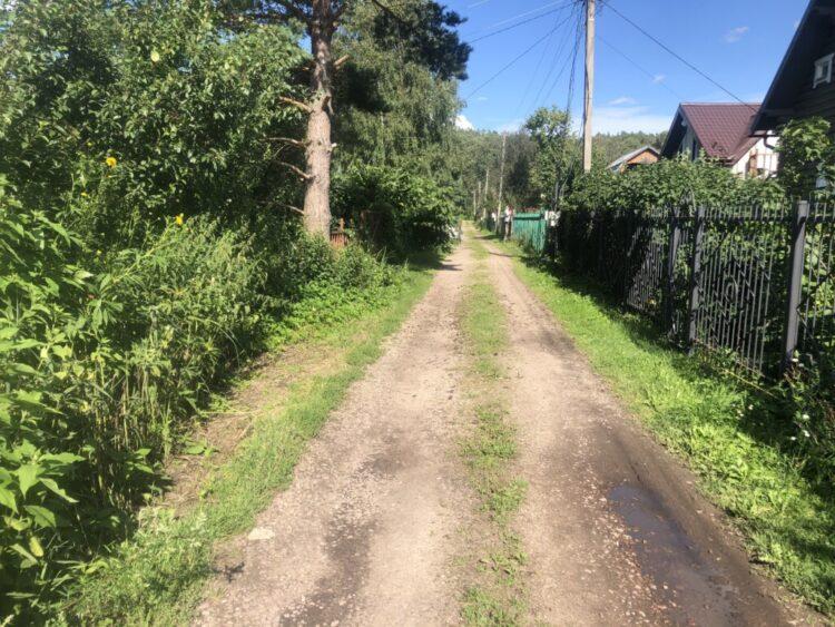 М.О., Истринский район, с/п. Бужаровское, СНТ «Сафонтьево» 7 соток. уч.88.